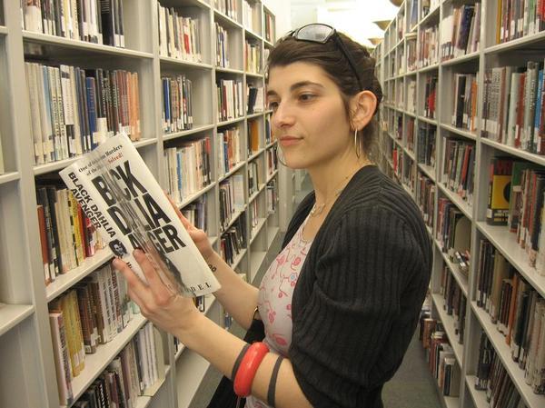katherine reading